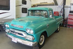 1959 GMC C1500 100 Deluxe Cab Regular Cab