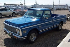 1972 Chevrolet Cheyenne Regular Cab