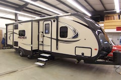 2018 BULLET Premier 26 RBPR Outside Kitchen