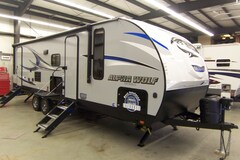 2018 Alpha Wolf 265 DBH Double Bunks