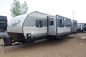 2018 CHEROKEE 294 BH BUNK HOUSE w/OUTSIDE KITCHEN !!