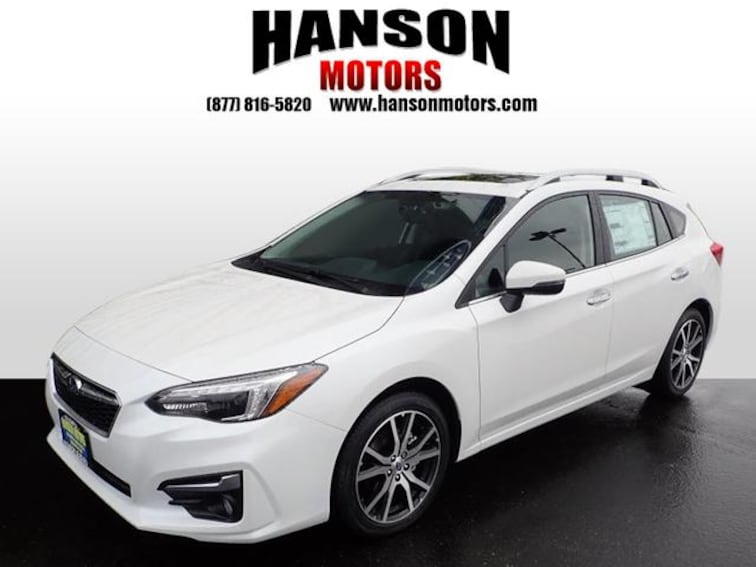 New 2019 Subaru Impreza 2.0i Limited 5-door Olympia, WA