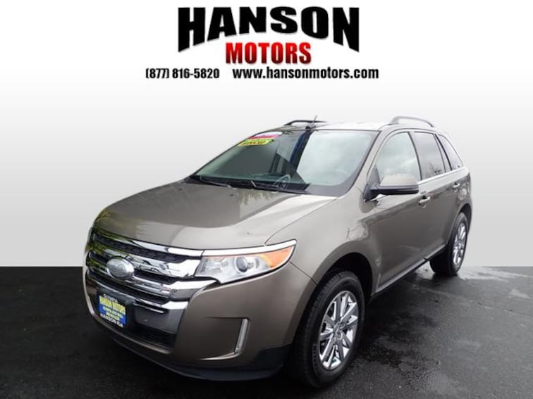 Used 2012 Ford Edge Limited AWD Limited  Crossover Olympia, WA