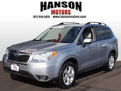 Certified Pre-Owned 2016 Subaru Forester 2.5i Premium AWD 2.5i Premium  Wagon CVT 11649A in Olympia