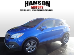 2014 Buick Encore Leather AWD Leather  Crossover