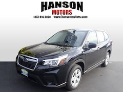 New 2019 Subaru Forester Standard SUV JF2SKAAC0KH417299 in Olympia