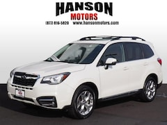 Certified Pre-Owned 2017 Subaru Forester 2.5i Touring AWD 2.5i Touring  Wagon 11717A in Olympia