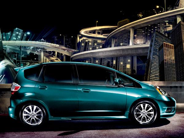 2014 Honda Fit Car Review Profile