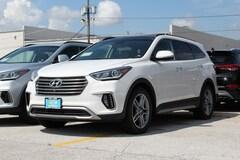 2018 Hyundai Santa Fe Limited Ultimate Wagon