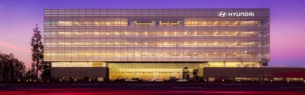 Hyundai Offices