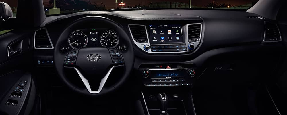 2018 Hyundai Tucson Technology