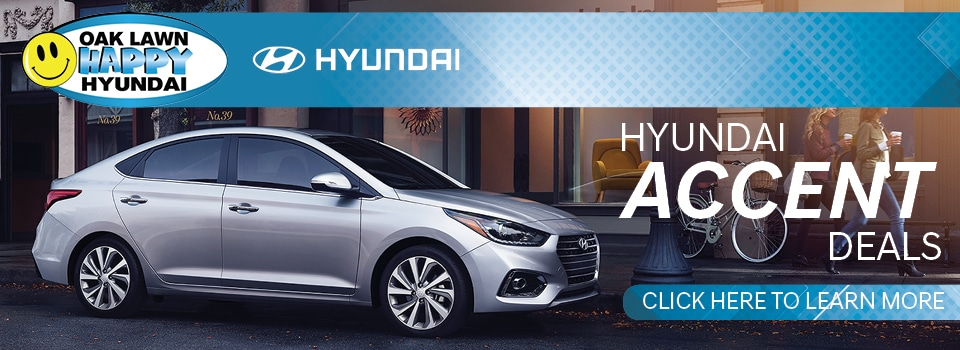 2019 Hyundai Accent Deals banner