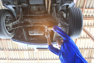 10% Off Genuine Nissan Shocks or Struts Replacement