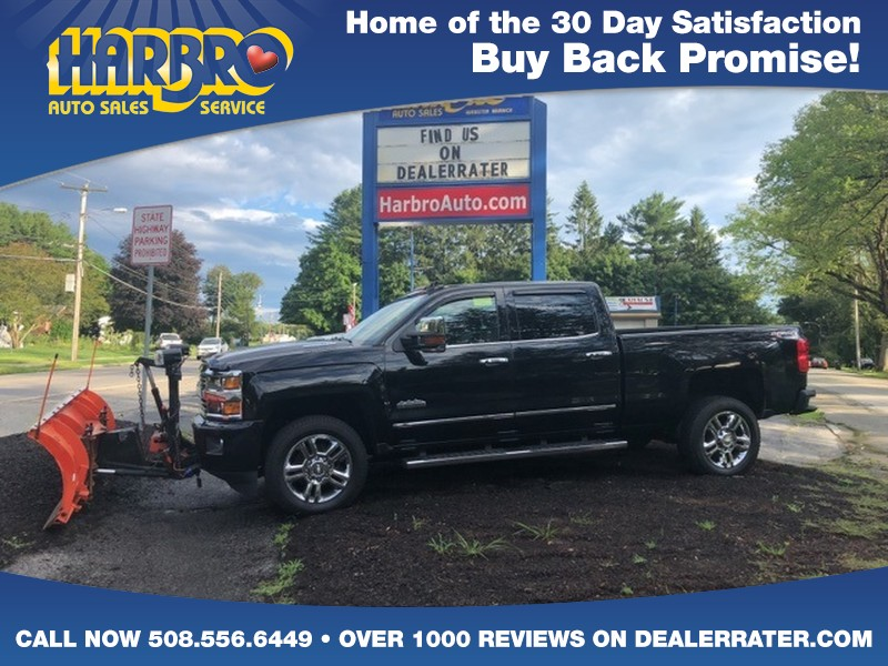 2015 Chevrolet Silverado 2500HD Built After A High Country Duramax Diesel Truck