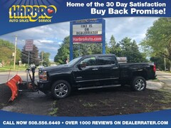 2015 Chevrolet Silverado 2500HD Built After A High Country w/ Curtis Snow Plow Truck