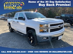 2015 Chevrolet Silverado 1500 LT 4x4 w/Rally Pack Leather 22in Rims Truck