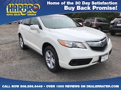 2014 Acura RDX AWD w/Leather Sun Roof Heated Seats SUV