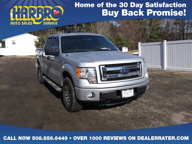2014 Ford F-150 Crew Cab STX w/Alloys Tow Pack Truck