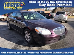 2009 Buick Lucerne CXL w/Low Miles Leather Heated Seats Car