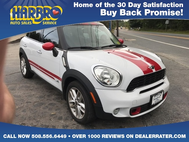 2012 MINI Cooper Countryman ALL4 w/Leather Sun Roof Sport Model Car