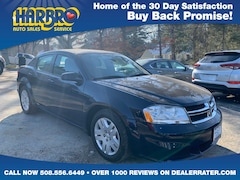 2014 Dodge Avenger SE Car