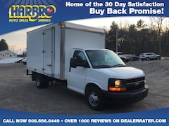 2014 Chevrolet Express Commercial Cutaway w/15 Foot Dejana Box Vans & Commercial Vehicles