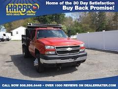 2006 Chevrolet Silverado 3500 Duramax Diesel/Allison Dump Truck