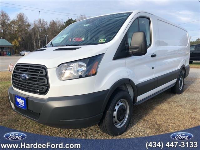 2018 Ford Transit Van 150 T-150 130 Low Rf 8600 GVWR Swing-Out RH Dr
