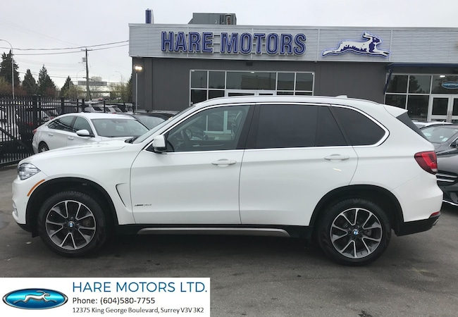 2018 BMW X5 xDrive35i w / Navi , Backup Cam & Pano Roof SUV