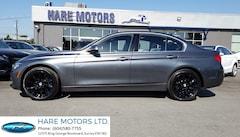 2017 BMW 330i xDrive w / Navigation System & Power Sunroof Sedan
