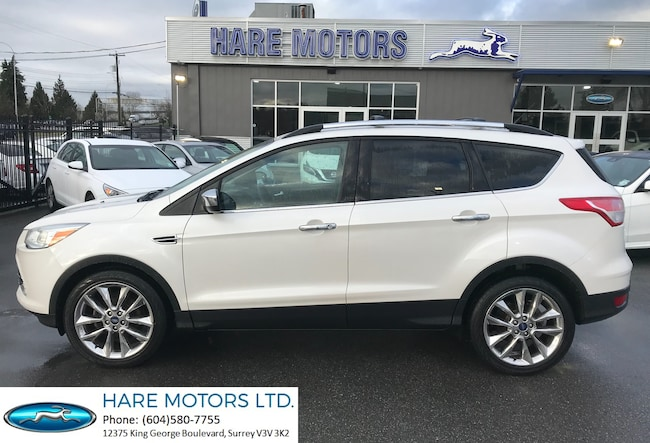 2015 Ford Escape SE w / Navigation , Backup Cam & Pano Roof SUV