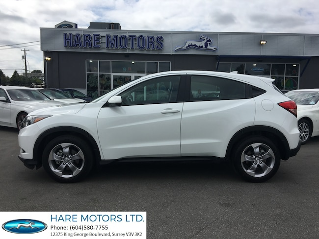 2017 Honda HR-V LX w / Backup Camera SUV