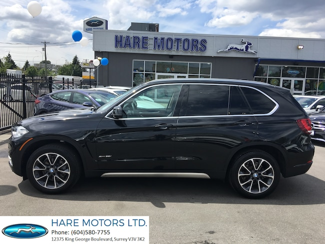 2014 BMW X5 35i w / Navigation , Backup Cam & Heads up Dis SUV