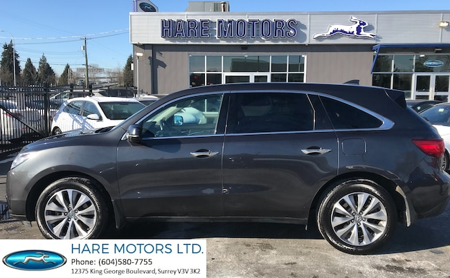2016 Acura MDX w / Navigation System & Backup Camera SUV