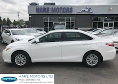 2017 Toyota Camry LE w / Backup Camera & Alloys Sedan