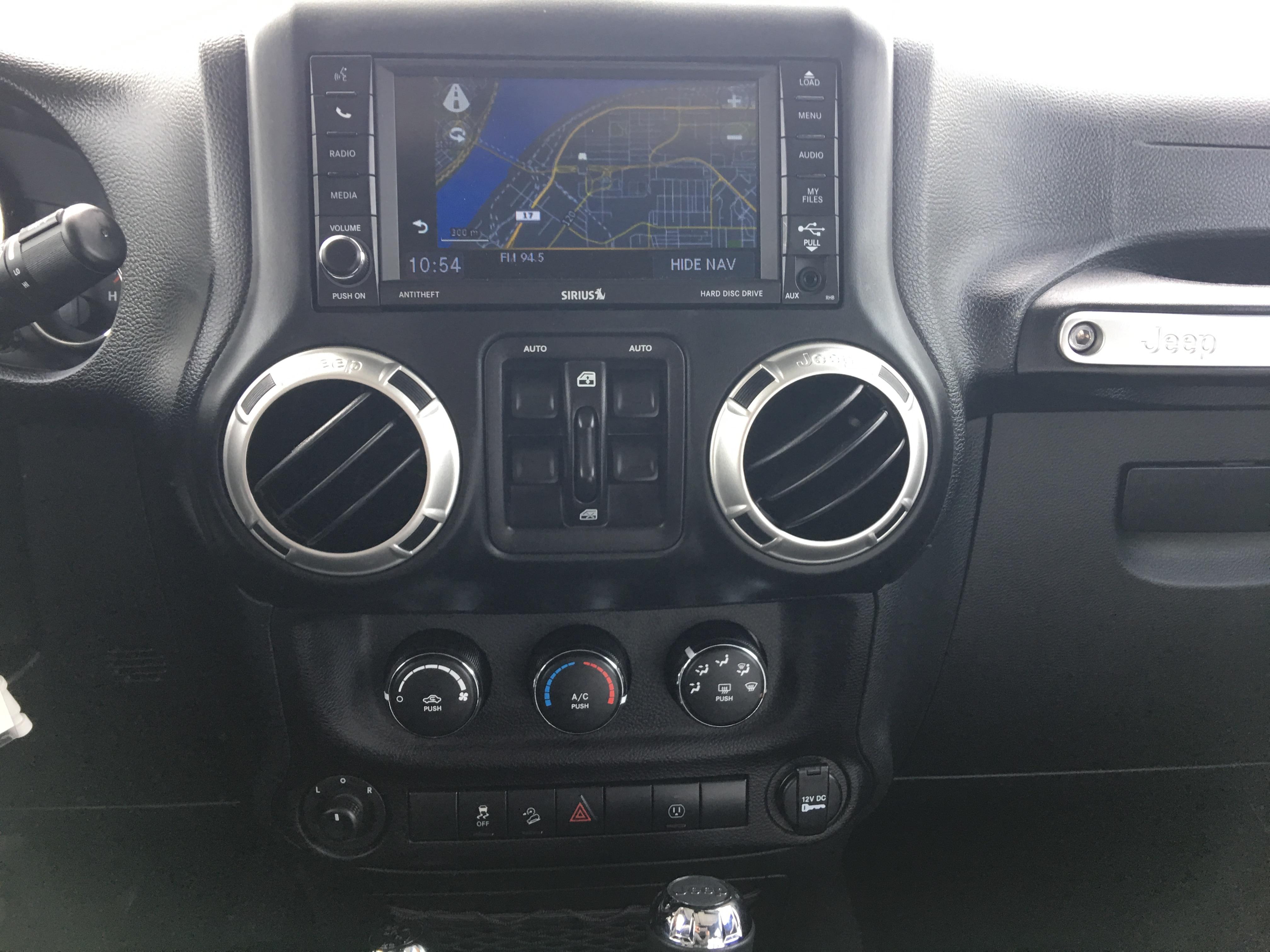 ... 2017 Jeep Wrangler JK Unlimited Sahara W / Navigation System SUV ...