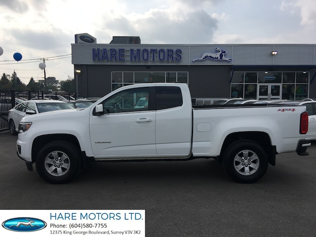 2015 Chevrolet Colorado w / Backup Camera Truck Extended Cab