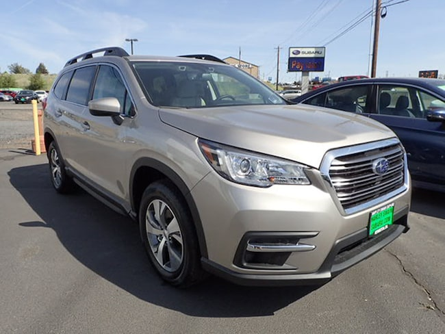 New 2019 Subaru Ascent Premium 8-Passenger SUV For Sale/Lease Hermiston