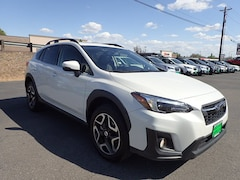 Certified Used 2018 Subaru Crosstrek 2.0i Limited SUV JF2GTAMCXJH210948 For sale in Hermiston OR, near Pasco WA.
