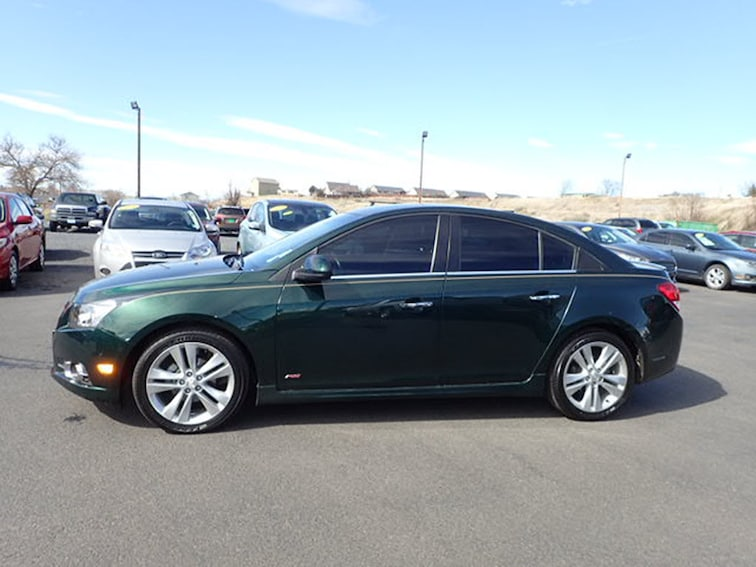 Used 2014 Chevrolet Cruze LTZ Sedan in Hermiston