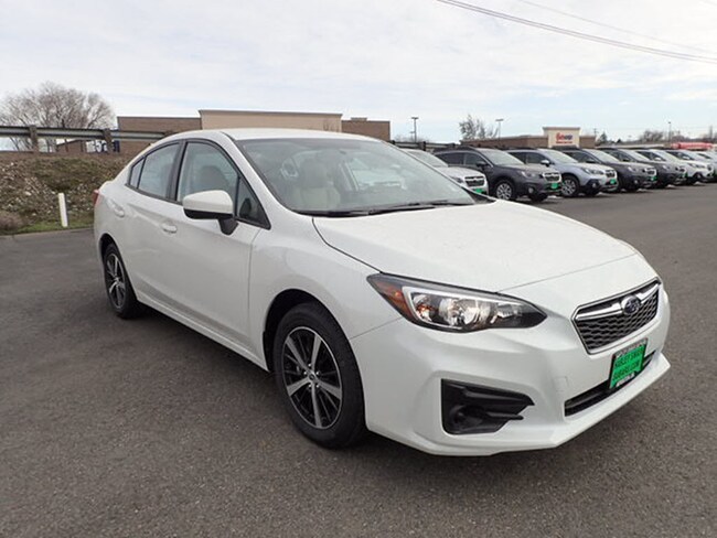 New 2019 Subaru Impreza 2.0i Premium Sedan For Sale/Lease Hermiston
