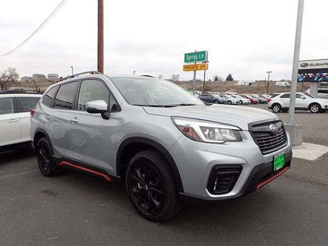 New 2019 Subaru Forester Sport SUV For Sale/Lease Hermiston