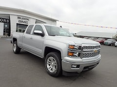 2015 Chevrolet Silverado 1500 LT Truck Double Cab For sale in Hermiston OR, near Pasco WA.