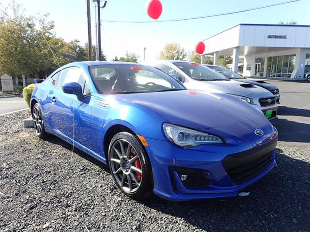 2018 Subaru BRZ Limited with Performance Package Coupe for sale in Hemiston,OR