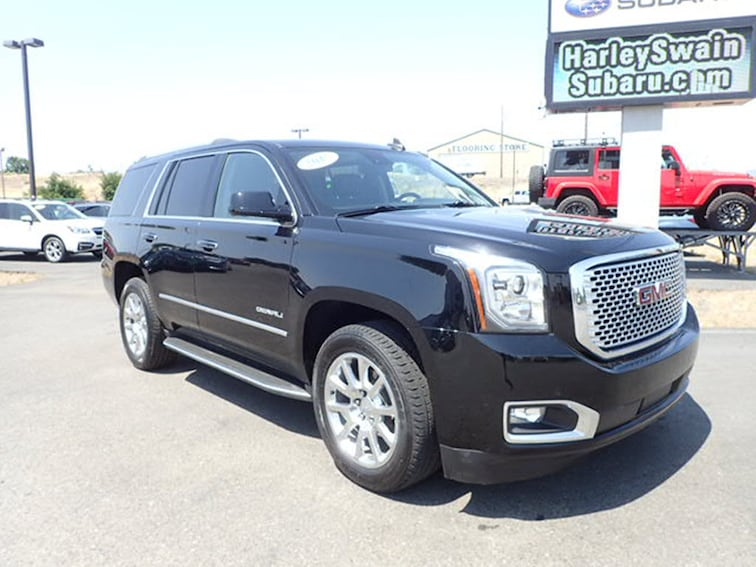 Used Gmc Yukon Denali >> 2015 Used Gmc Yukon For Sale Hermiston Or Vin