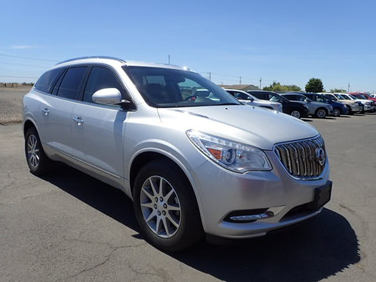 Used 2015 Buick Enclave Leather SUV in Hermiston
