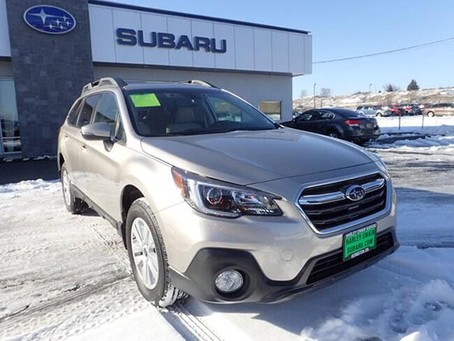 New 2019 Subaru Outback 2.5i Premium SUV For Sale/Lease Hermiston