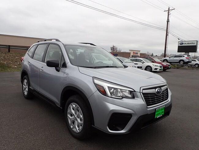 New 2019 Subaru Forester Standard SUV For Sale/Lease Hermiston