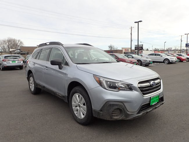 New 2019 Subaru Outback 2.5i SUV For Sale/Lease Hermiston