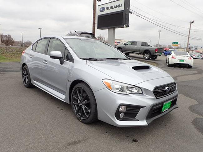 New 2019 Subaru WRX Premium (M6) Sedan For Sale/Lease Hermiston